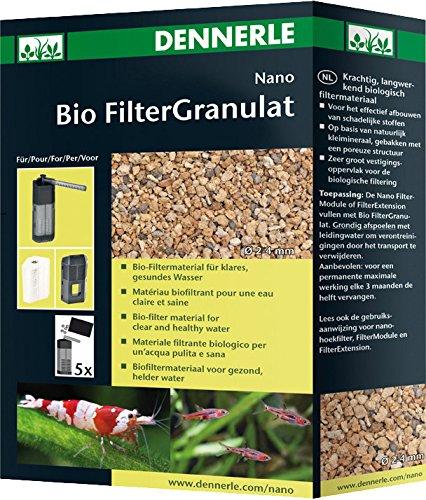 Dennerle 7004055 Nano BioFilterGranulat, 300 ml -
