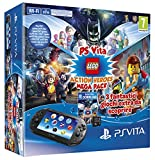 PlayStation Vita 2016 + Mega Pack Lego Heroes + MC 8GB [Bundle]