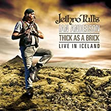 Thick As a Brick-Live in Iceland (2cd)