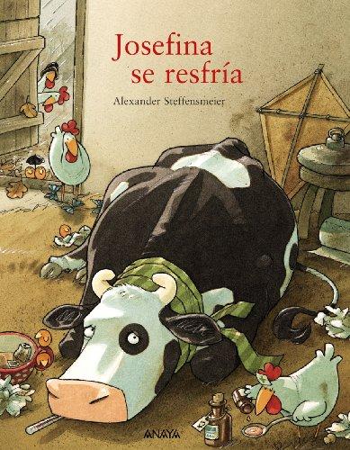 Portada del libro Josefina Se Resfría (Primeros Lectores (1-5 Años) - Josefina)