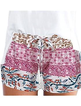 Shorts mujer,KanLin1986 bermudas deportivas pantalones cortos mujer leggins deportivos running pantalon corto...