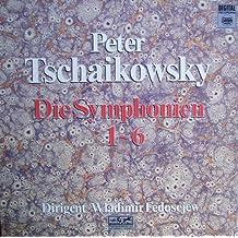 Tschaikowsky: Die Symphonien 1-6 [Vinyl Schallplatte] [5 LP Box-Set]