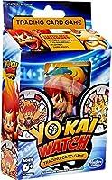 Sono dappertutto! Colleziona, scambia e scendi in battaglia con i tuoi personaggi di Yo-Kai Watch! Questo mazzo pronto all'uso contiene tutto ciò che serve per iniziare: - Starer deck da 40 carte - 2 carta informative - istruzioni - piano di ...