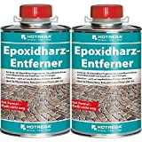 2 x HOTREGA Epoxidharz-Entferner 1000ml Blechdose