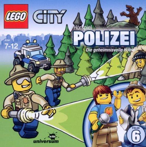 Lego City 6 Polizei (CD) (06 Audio)