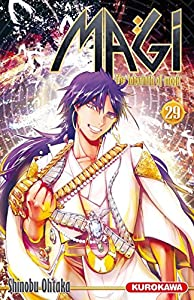 Magi - The Labyrinth of Magic Edition simple Tome 29