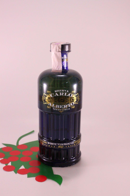 White Vermouth Riserva 18 % 75 cl. - Carlo Alberto