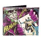 DC Comics Batman The Joker Geldbörse Vintage Print, in Geschenkbox