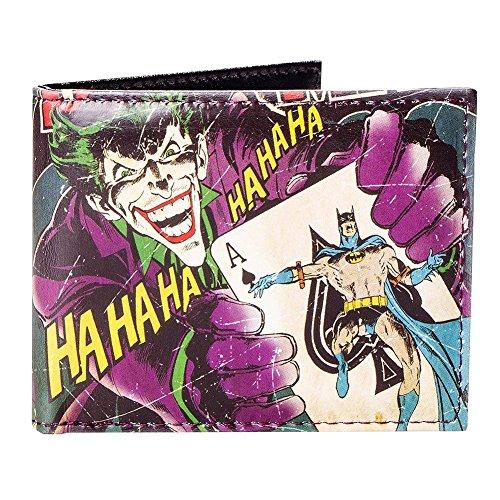 Portefeuille Batman Et Boîte En Métal Collector