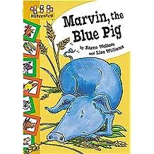 Marvin, The Blue Pig (Hopscotch)
