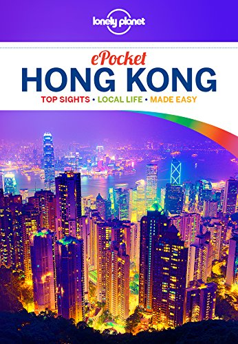 lonely-planet-pocket-hong-kong-travel-guide