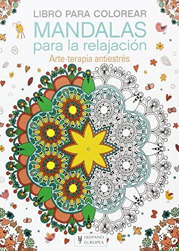 Libro Pdf Mandalas Para La Relajación Libro Para Colorear
