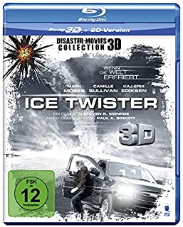 Ice Twister (Disaster Movie) [3D Blu-ray + 2D Version]