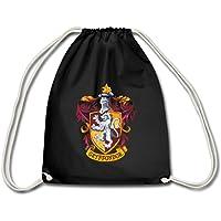Spreadshirt Harry Potter Emblème Gryffondor Peinture Sac À Dos Cordon