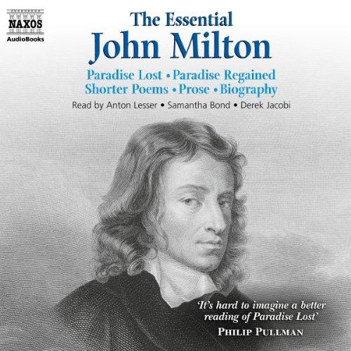 The Essential John Milton  Audiolibri