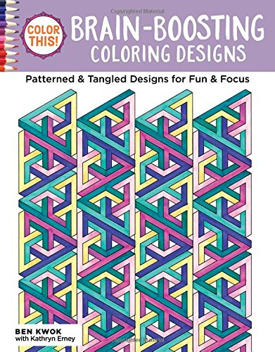 Color This! Brain-Boosting Coloring Designs