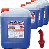 Scheibenwasser Frostschutz 2 Liter Kanister Bis 20 Grad Duftnote Zitrone Auto
