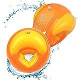 Manguitos de natación redondos para niños a partir de 12 meses, 1 año, 2 años, 3 años, 15 – 30 kg