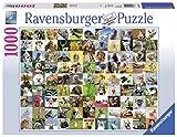 Ravensburger RAV Puzzle 99 lustige Tiere | 19642 / 500