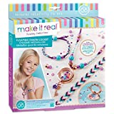 MAKE IT REAL 01302 - Floating Charm Locket - Blooming Creativity, Bastelset