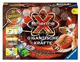 Ravensburger 18162 - Sciencex, Gigantische Kräfte - Experimente