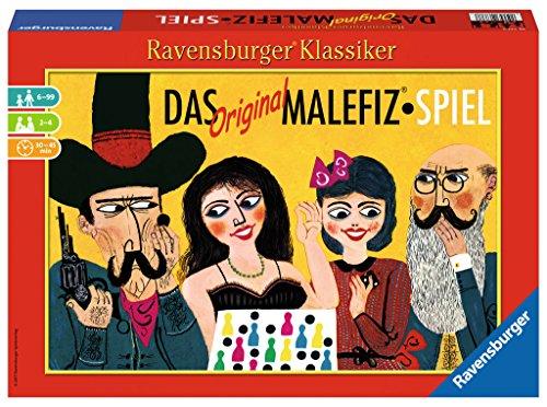 Ravensburger 26737 - Das Original Malefiz-Spiel Familienspiel