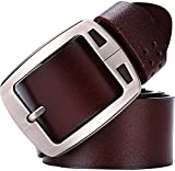 ATTCL Belts - Cinturón - para hombre marrón marrón 115