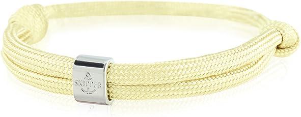 Skipper Surfer-Armband mit Charm für Damen und Herren