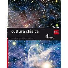 Cultura clásica 4 ESO. Savia - 9788467587036