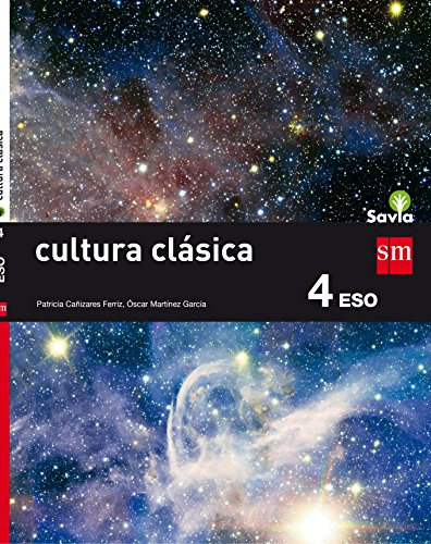 Cultura clásica 4 ESO Savia