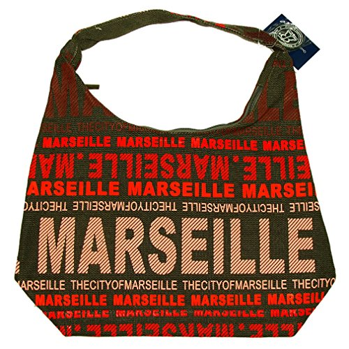 Sac 'City' Marseille Robin Ruth - Marron