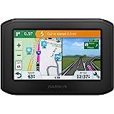 Garmin zumo 396 - GPS Moto - 4.3 pouces - Cartes Europe 46 pays - Cartes, Trafic, Zones de Danger à Vie - Appels Mains Libres