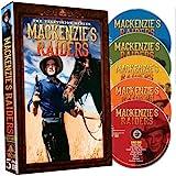 Mackenzie's Raiders: Complete Series [DVD] [Region 1] [US Import] [NTSC]