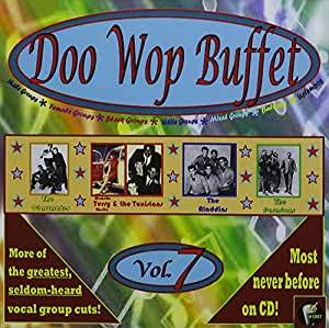 doo wop buffet 7 doo wop buffet 7 musik. Black Bedroom Furniture Sets. Home Design Ideas