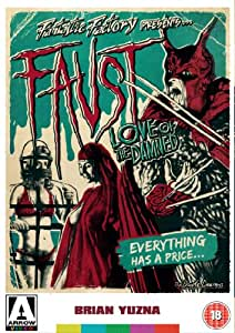 Faust: Love of the Damned [Fantastic Factory Collection] (Arrow Video) [DVD]