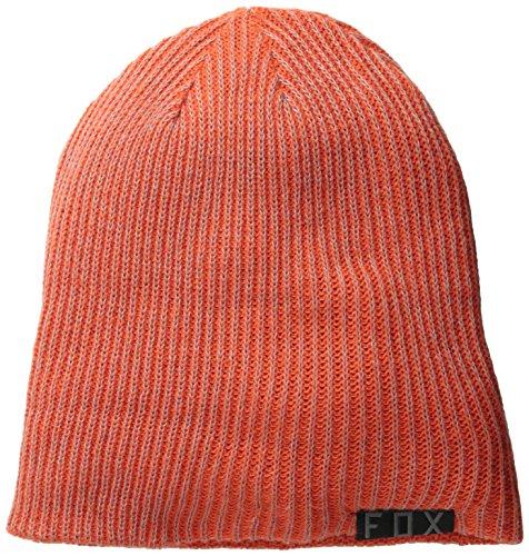 Fox - - Herren-Hut Extrudieren, O/S, Orange Flame