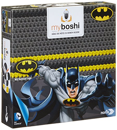 boshi Superhelden - Batman, Häkel-set ()