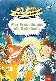 Klett Zoo der Zaubertiere: Vier Freunde und ein Geheimnis 1./2. Klasse: Lesen lernen, ab 6 Jahren