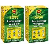 Gardopia Sparpaket: 2 x 400ml Compo Rasenunkraut-Vernichter Banvel Quattro Rasen