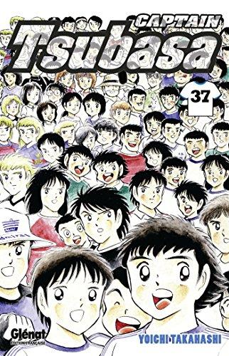 Captain Tsubasa, Tome 37 : Vers une nouvelle ère !