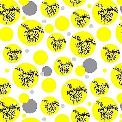 Premium Rouleau de papier d'emballage de papier cadeau Motif–Les insectes