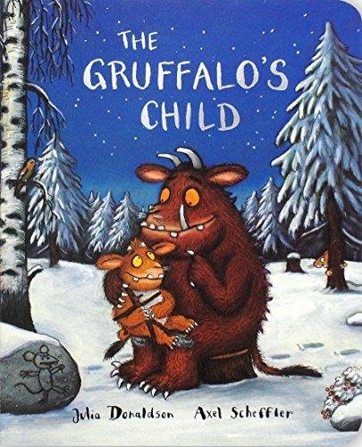 Donaldson, J: Gruffalo's Child (The Gruffalo) por Julia Donaldson