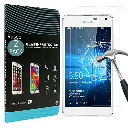 microsoft-lumia-650-screen-protector-rusee-tempered-glass-screen-protector-guard-cover-film-high-def