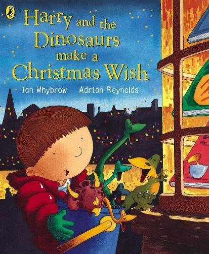 Harry and the dinosaurs make a Christmas wish
