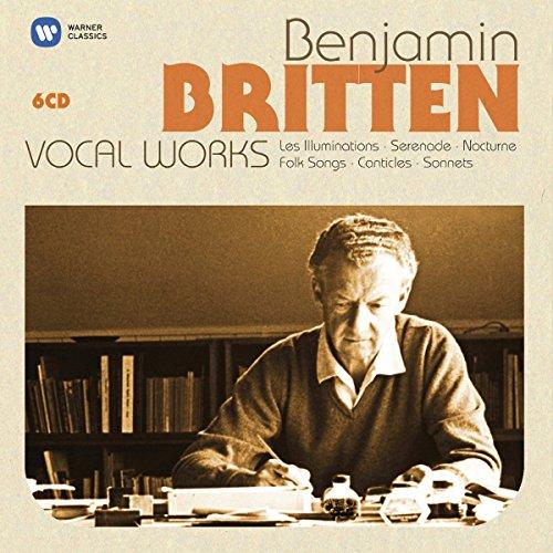 Britten : Vocal Works
