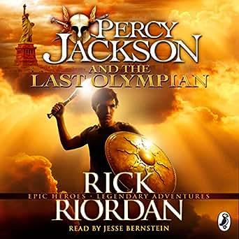 percy jackson the last olympian pdf