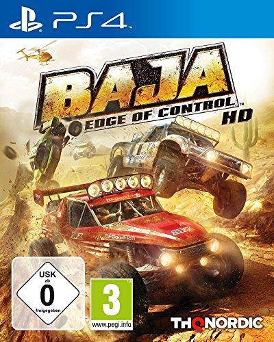 Baja: Edge of Control - [PlayStation 4]