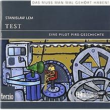 Test - Eine Pilot Pirx-Geschichte. Audio-CD