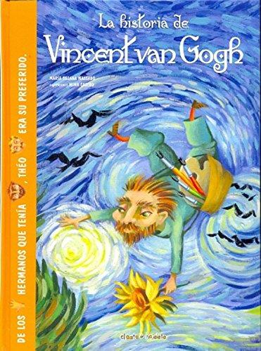 La historia de Vincent Van Gogh/The story of Vincent Van Gogh par Maria Massabo