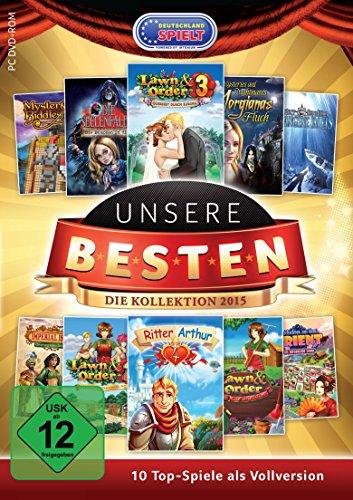 Unsere Besten - Die Kollektion 2015 (PC)